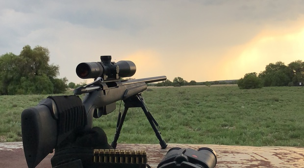 Hunting in South Africa. At Grootvallei we offer plains game as well as more dangerous game. Hunting with Tikka Rifle, Leica binoculars and PMP amo